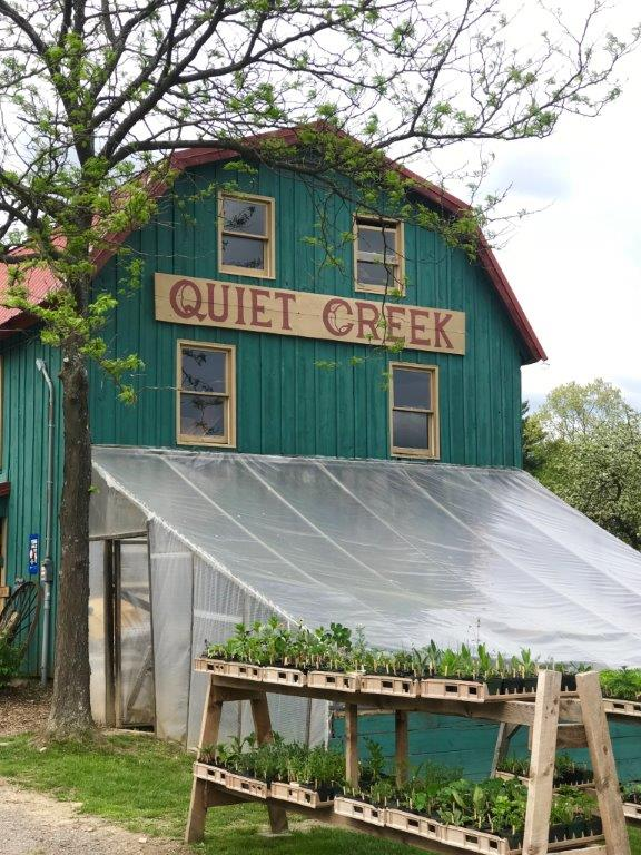 Quiet Creek Herb Farm