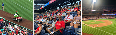 District 10 Phillies Game