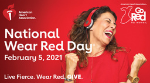 Wear Red day 2021